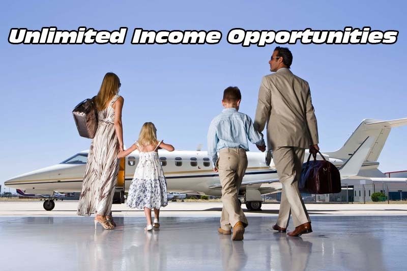 Unlimited Income Opportunities